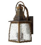 Elstead Montauk HK/MONTAUK M Medium Wall Light