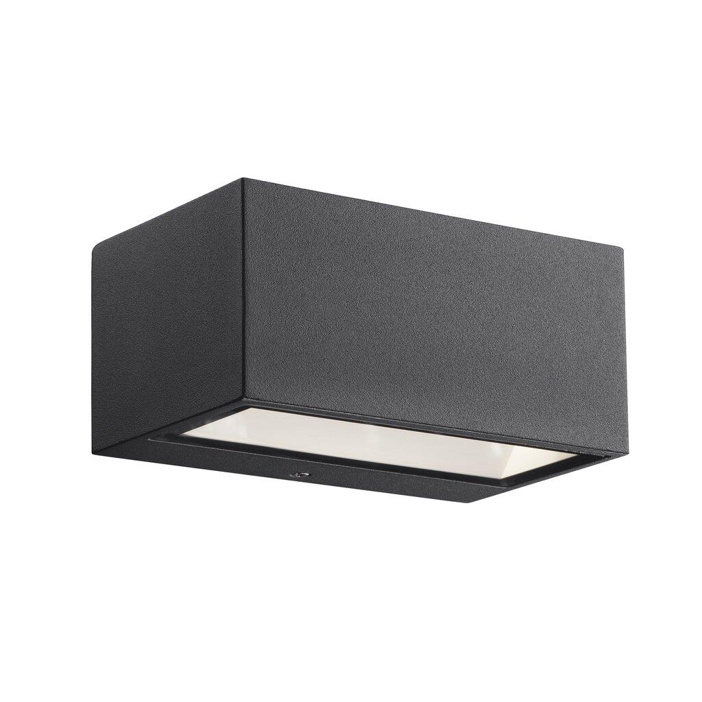 Nordlux Nene 872723 Black LED Outdoor Wall Light