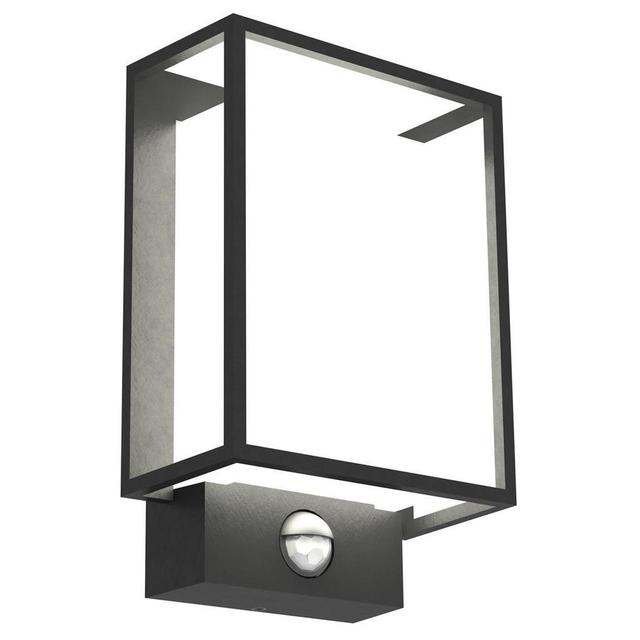 Nordlux Nestor Sensor 49051503 Black Outdoor Wall Light