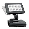 Elstead Lutec Nevada UT/NEVADA SQ 6101S Square LED Garden Light