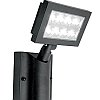 Lutec Nevada Square LED Floodlight with Motion Sens