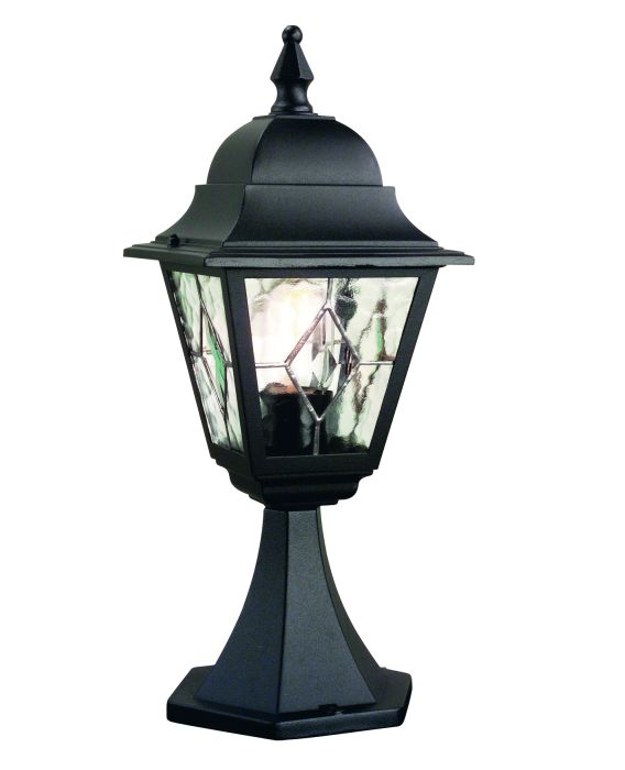 Classic Leaded Outdoor Pedestal