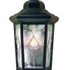 Norfolk Leaded Half Lantern