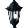 Elstead Parish Mini PRM4 Black Pedestal Lantern