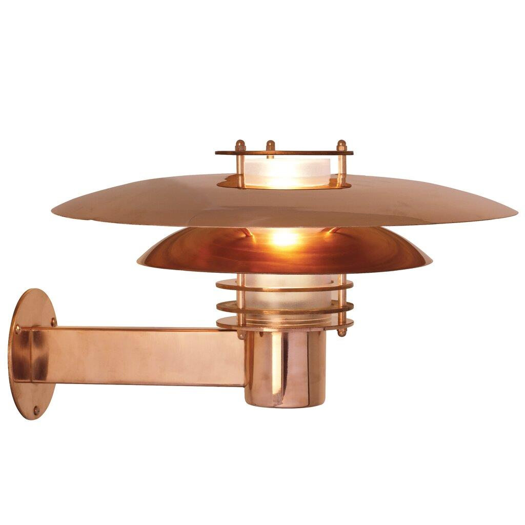 Nordlux Phoenix 24381030 Copper Outdoor Wall Light