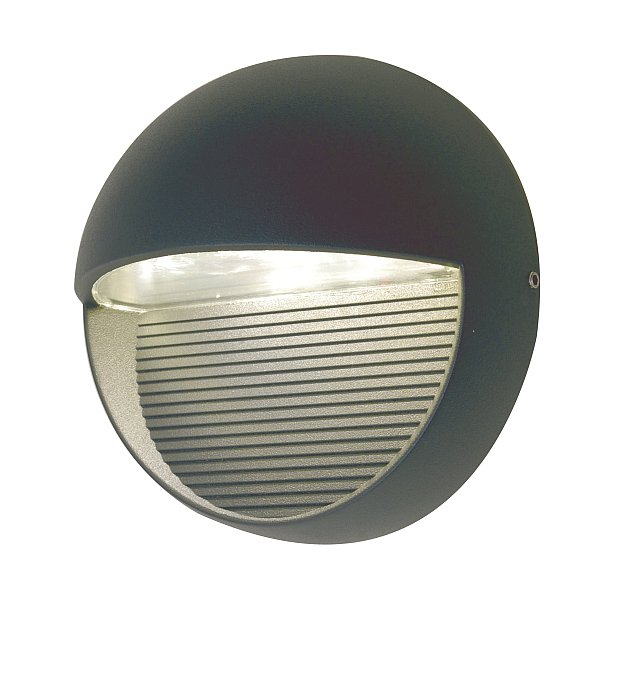 Lutec utradius r 1865 led wall light elstead outdoor led lighting elstead lutec radius utradius r 1865 round exterior wall light3036 mozeypictures Gallery