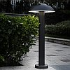 LUTEC Spril Medium LED Post