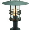 Elstead Norlys Stockholm ST3 ART.284 Exterior Pedestal Light