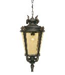 Elstead Baltimore BT8/M Medium Exterior Chain Lantern
