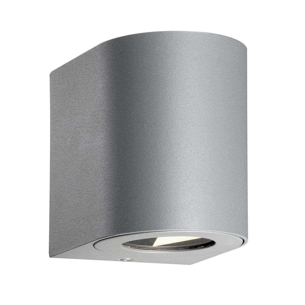 Nordlux Canto 2 Grey 49701010 Up/Down LED Wall Light