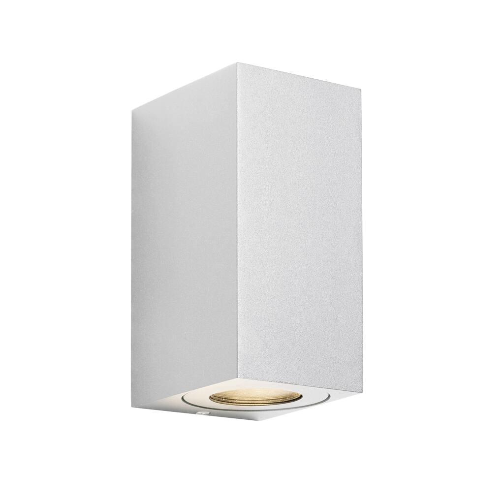 Nordlux Canto Maxi Kubi 2 White 49731001 Wall Light
