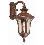 Elstead Chicago Medium Drop Down Wall Lantern