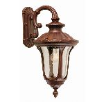Elstead Chicago Small Drop Down Wall Lantern