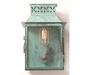 Elstead LAMBETH PALACE V Verdigris Finish Exterior Wall Lantern