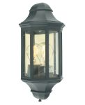 Elstead Norlys Malaga Mini M8/2 ART.175 Half Lantern for Exterio