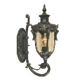 Elstead Philadelphia PH1/S OB Old Bronze Small Garden Wall Lante