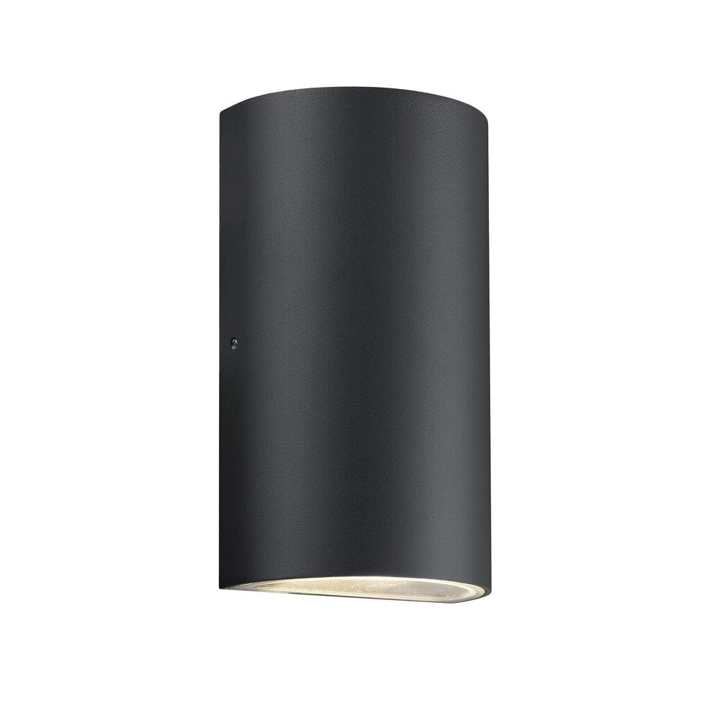 Nordlux Rold Black 84141003 Outdoor LED Wall Light
