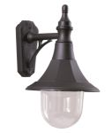 Elstead SHANNON DOWN Outdoor Down Wall Lantern