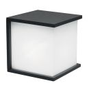 Elstead Lutec Box Cube UT/BOXCUBE 1846 Cube Outdoor Wall Light