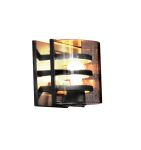 Elstead Lutec Delta UT/DELTA 1838 3 Bar Outdoor Wall Light