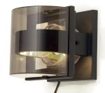 Elstead Lutec Delta UT/DELTA 1838s Small 3 Bar Wall Lamp