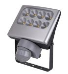 Lutec Negara PIR LED Floodlight motion sensor