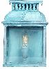Elstead Westminster Abbey Verdigris Wall Lantern